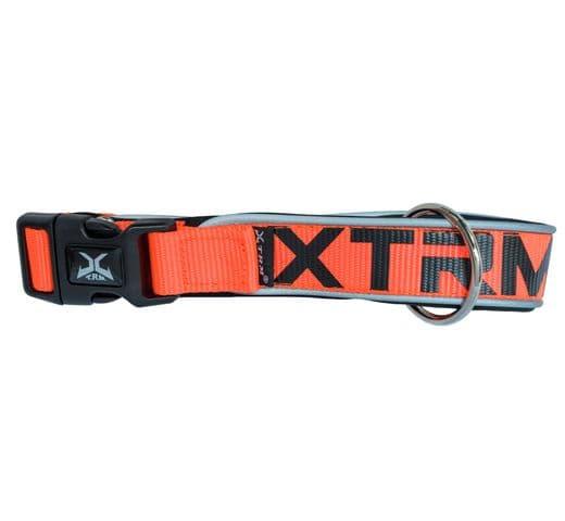 Collar Nayeco x-trm neó flash taronja 15mmx28-35cm 1