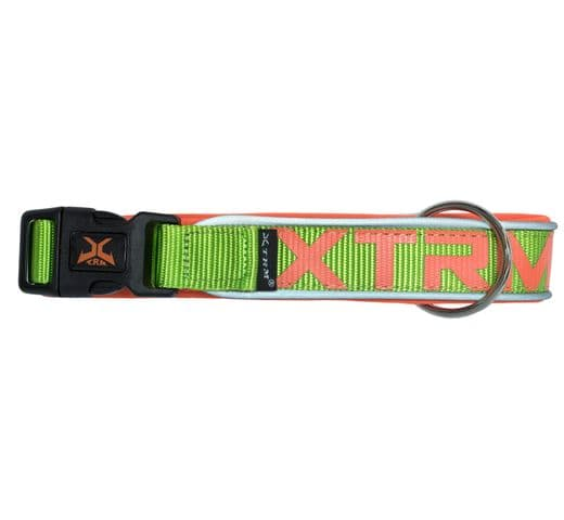 Collar Nayeco x-trm neó flash verd 15mmx28-35cm 1
