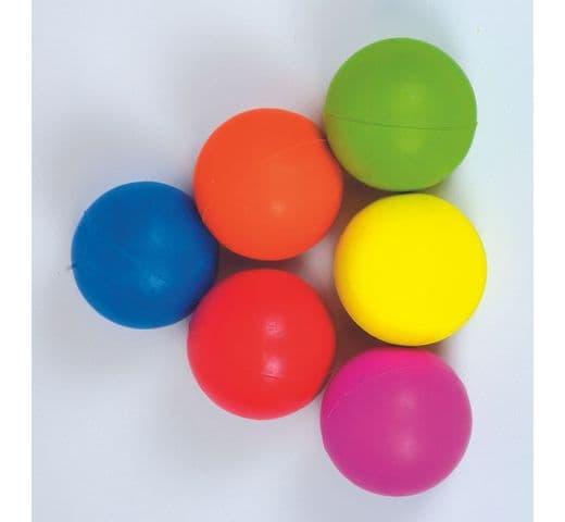 Joguina de goma Nayeco pilota dura 7,5 cm 1