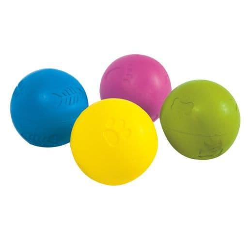 Joguina de goma Nayeco pilota grabada 5cm 1