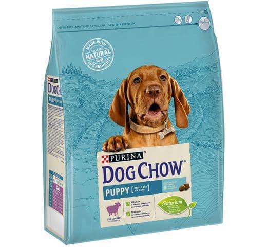 Pinso Dog Chow Purina gos puppy xai 1