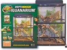 Terrari Zoomed reptibreeze iguanarium 91x46x122cm