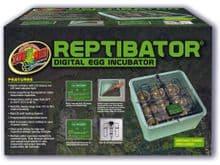 Zoomed Incubadora per rèptils 46x46x24cm
