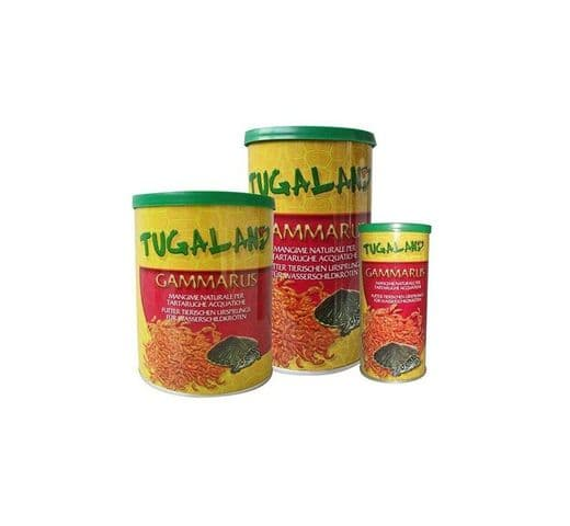 Pinso Tugaland gambes per tortugues gammarus 1