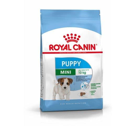 Pinso Royal Canin gos mini puppy 1