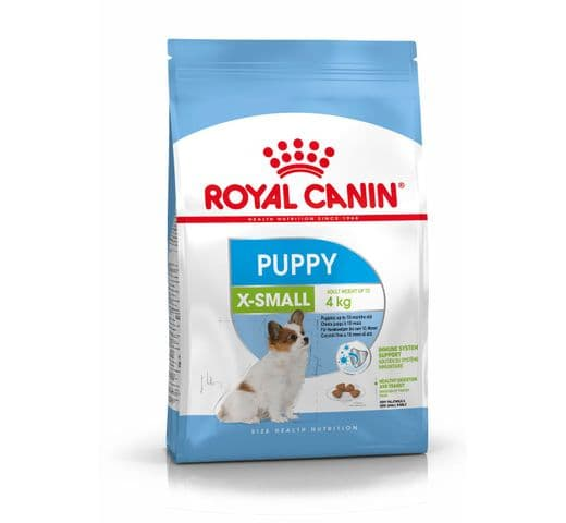 Pinso Royal Canin gos x-small puppy 1