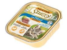 Aliment humit Mr Stuzzy kitten terrina pollastre 100gr