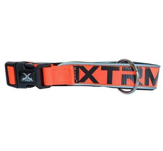 Collar Nayeco x-trm neó flash taronja 1