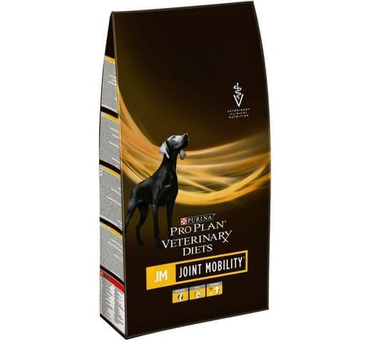 Pinso de dieta veterinària Proplan Purina gos JM joint mobility 1