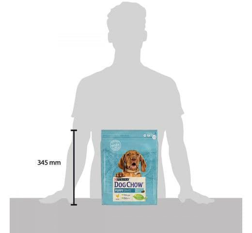 Pinso Dog Chow Purina gos puppy 2,5kg 2