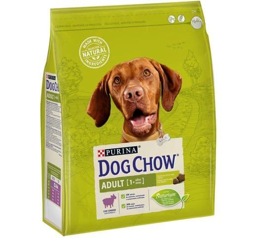 Pinso Dog Chow Purina gos xai 2,5kg 1
