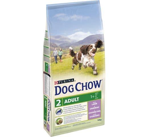 Pinso Dog Chow Purina gos xai 14kg 1