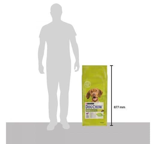 Pinso Dog Chow Purina gos xai 14kg 2