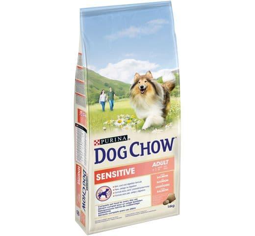 Pinso Dog Chow Purina gos sensitive 14kg 1