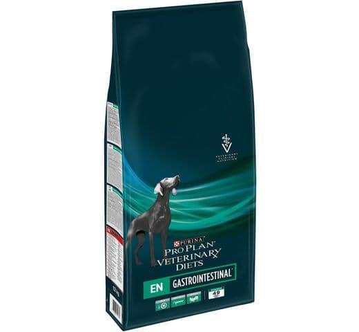 Pinso de dieta veterinària Proplan Purina gos EN gastrointestinal 12kg 1