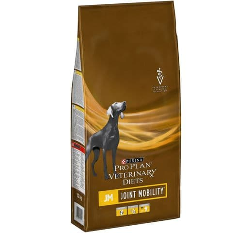 Pinso de dieta veterinària Proplan Purina gos JM joint mobility 12kg 1