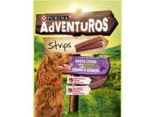 Friskies gos Adventuros strips cèrvol 90gr