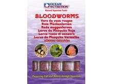 Aliment congelat Ocean Nutrition larva mosquit vermella 100gr