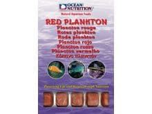 Aliment congelat Ocean Nutrition plankton vermell 100gr