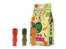 Snack dental Duvo green toby toothbrush 500gr