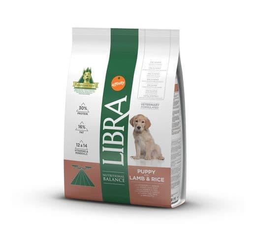 Pinso Libra Affinity gos puppy xai 1