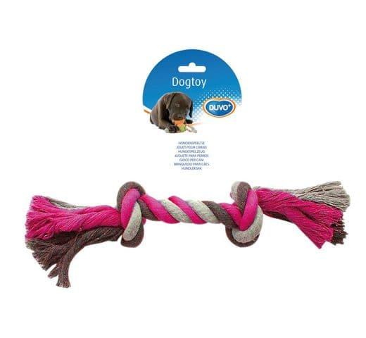 Joguina de corda Duvo os rosa S 20cm 1