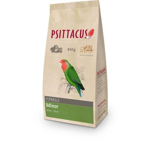 Pinso Psittacus lloros minor 1