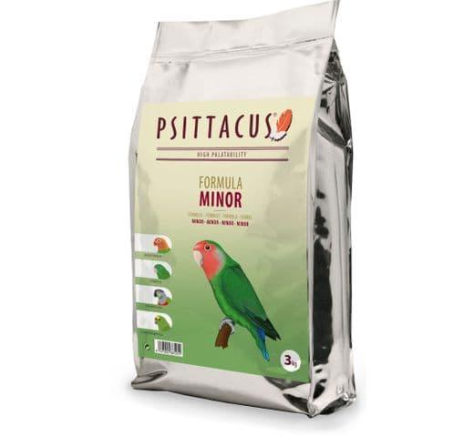 Pinso Psittacus lloros minor 3kg 1