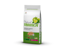 Pinso Natural Trainer gos puppy maxi 12kg