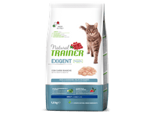 Pinso Natural Trainer gat exigent carn blanca 1,5kg