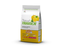 Pinso Natural Trainer gos puppy mini