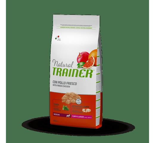 Pinso Natural Trainer gos puppy medium 1
