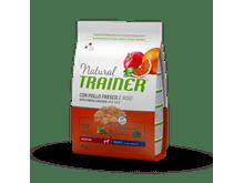 Pinso Natural Trainer gos medium pollastre