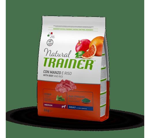Pinso Natural Trainer gos medium bou 1