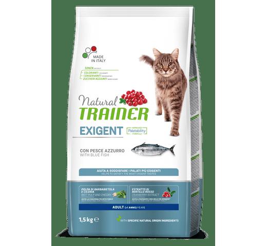 Pinso Natural Trainer gat exigent peix 1,5kg 1
