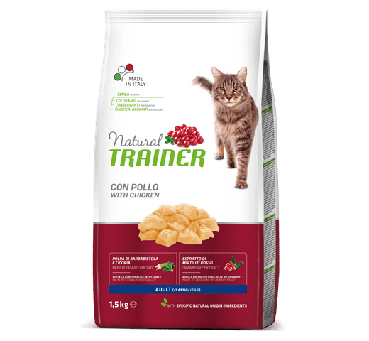 Pinso Natural Trainer gat pollastre 1