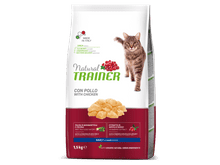 Pinso Natural Trainer gat pollastre