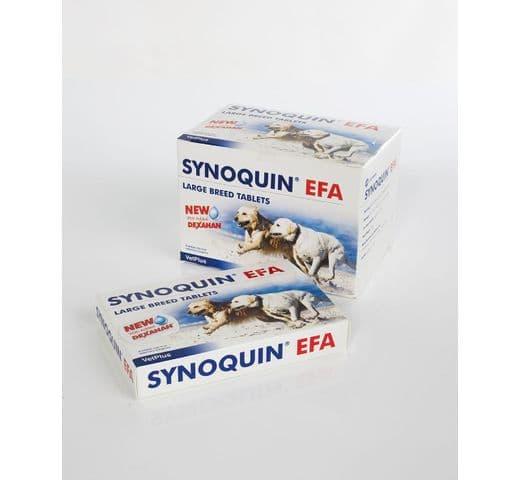 Articulacions Vetplus Synoquin EFA gos gran 30comp 1