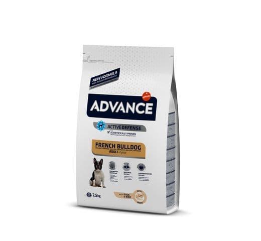 Pinso Advance Affinity Bulldog Francès 7,5kg 1