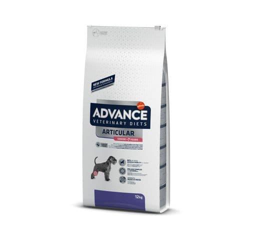 Pinso de dieta veterinària Advance Gos articular +7 senior 1