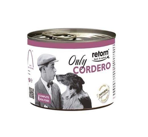 Aliment humit Retorn gos llauna només xai 2