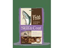 Snack funcional Sams Field gos skin&coat 200gr